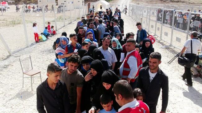 Son Dakika! Suriyeliler Sınır Dışı Edilmeye Başlandı!
