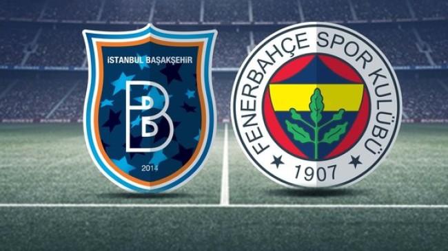 BeinSports 1 canlı izle – Başakşehir – Fenerbahçe maçı canlı izle justin tv şifresiz