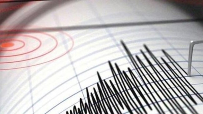 Son dakika: Akdeniz'de korkutan deprem
