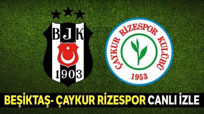 Beinsports1 canlı izle Beşiktaş Çaykur Rizespor Maçı Canlı izle şifresiz
