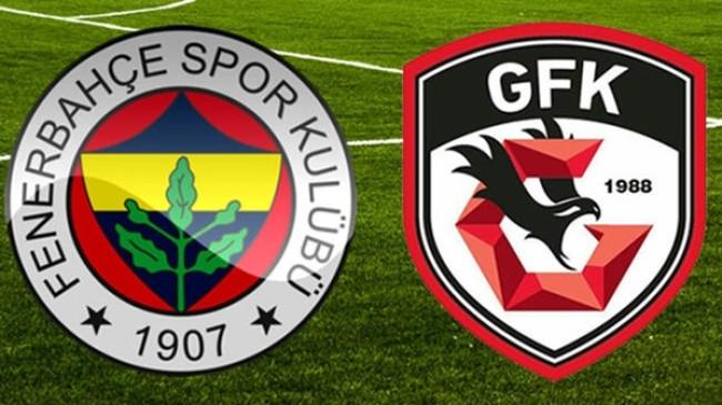 Fenerbahçe Gazişehir Gaziantep maçı Şifresiz Bein Sports 1 canlı izle