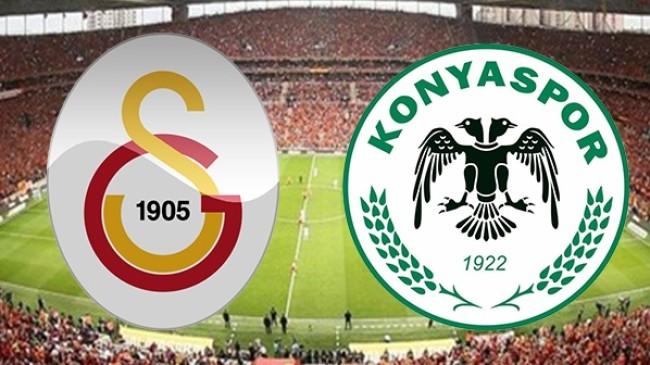 Şifresiz Beinsports 1 Canlı izle Galatasaray Konyaspor maçı canlı izle