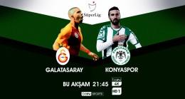 Justin tv Canlı şifresiz izle Galatasaray Konyaspor maçı az tv canlı izle