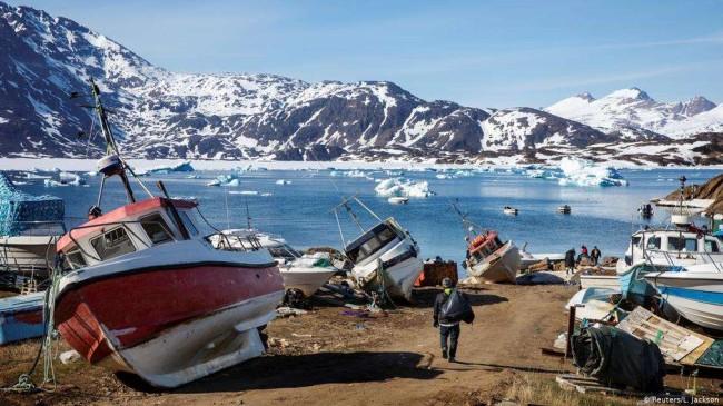 ABD Başkanı Trump Grönland'ı Satın Almak İstiyor