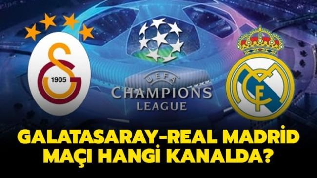 beinSPORTS Canlı şifresiz izle Galatasaray Real Madrid maçı canlı izle