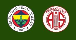 beinSPORTS Canlı şifresiz izle Fenerbahçe Antalyaspor maçı canlı izle