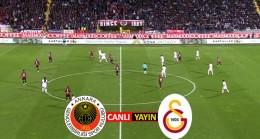 Gençlerbirliği – Galatasaray canlı izle (GS – Gençlerbirliği canlı yayın)