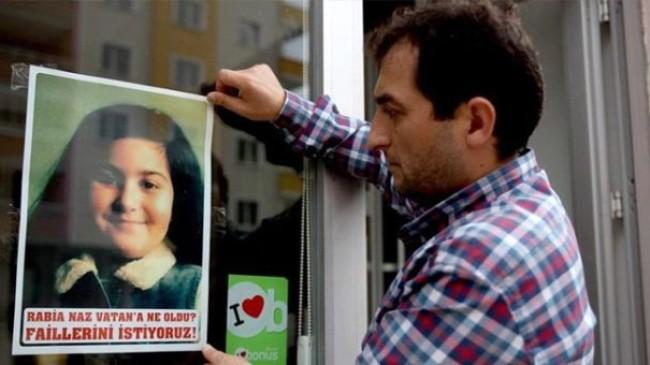 Gözaltına alınan Rabia Naz'ın babası ve gazeteciler mahkemeye sevk edildi
