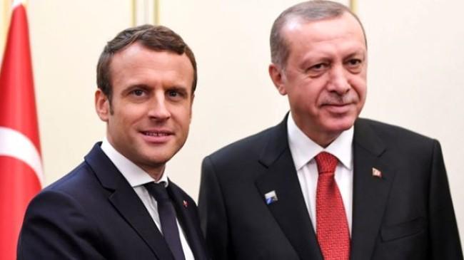Dışişleri'nden, Macron'un Cumhurbaşkanı Erdoğan'a yönelik sözlerine tepki