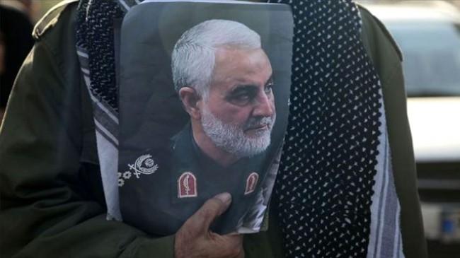 Esed rejimine bağlı üst düzey bir yetkili, Süleymani'nin yerini ABD'lilere söylemiş