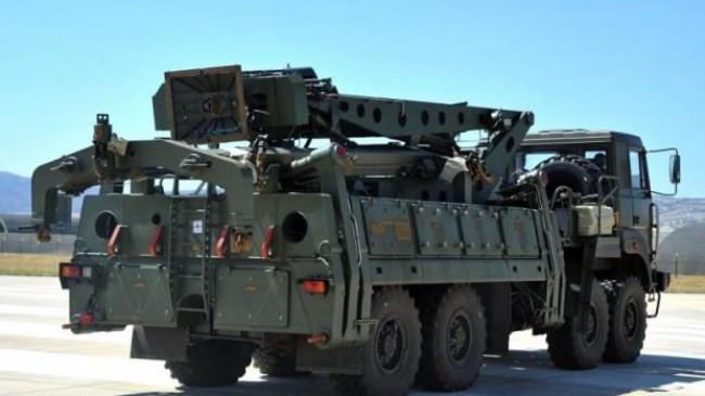 ABD'den Türkiye'ye S-400'lerde yeni yaptırım mesajı