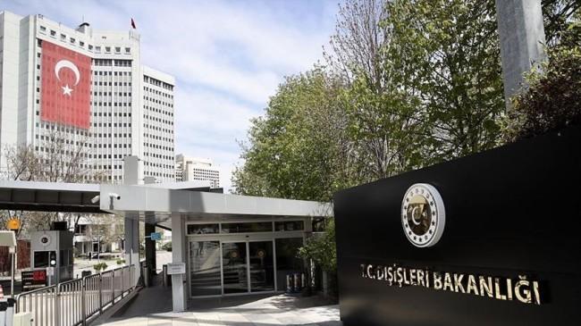 Dışişleri Bakanlığı'ndanLibya açıklaması
