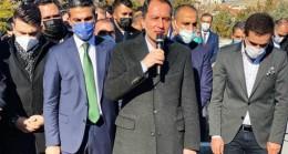 Erbakan'ın yakın yol arkadaşı Fehim Adak dualarla anıldı