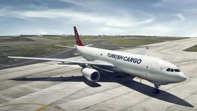 """Turkish Cargo, """"Yılın Hava Kargo Taşıyıcısı"""" seçildi"""