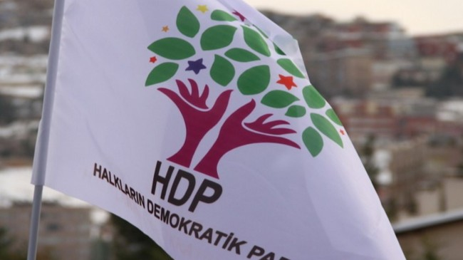 600'den fazla HDP'li hakkında siyaset yasağı istendi