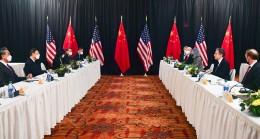 ABD ile Çin heyetleri Alaska toplantısı ile bir araya geldi