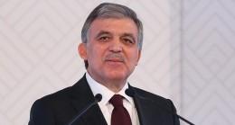 Abdullah Gül, HDP'nin kapatılmasını yanlış buluyor