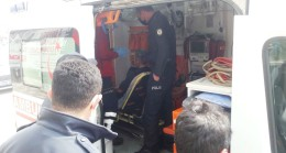Adıyaman'da yolda yürüyen adam, sopalı saldırıya uğradı