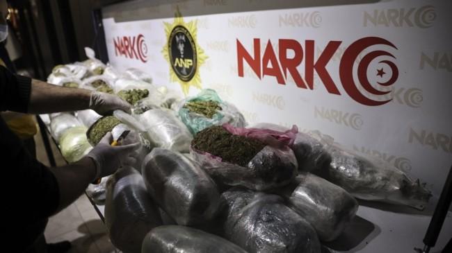 Ankara'da uyuşturucu operasyonu: 3 gözaltı