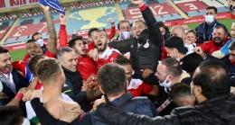 Antalyaspor'da Türkiye Kupası finali için prim verilecek