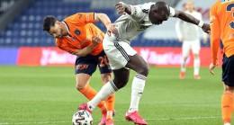 Beşiktaş-Başakşehir maçının ilk 11'leri