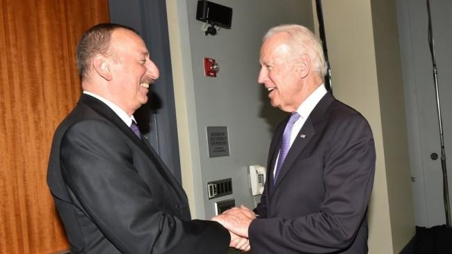 Biden, Aliyev'in Nevruz Bayramı'nı kutladı