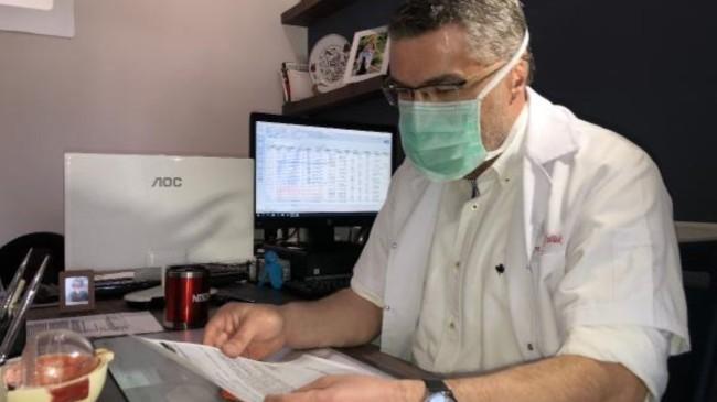 Bursa Tabipler Odası'ndan doktora aidat icrası