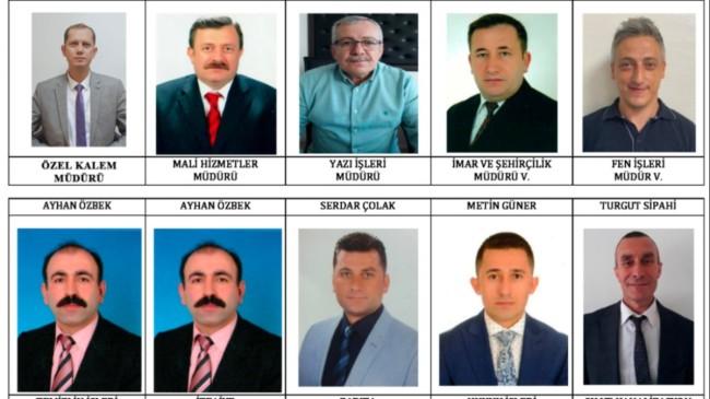 CHP'li Sinop Belediyesi'ndeki akraba atamaları