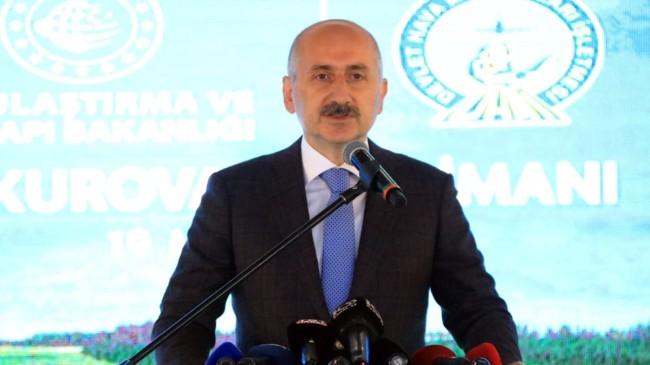 Çukurova Havalimanı'nın birinci etabı 2022'de açılacak