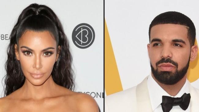 Drake, Kim Kardashian'ın peşinde