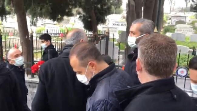 Ekrem İmamoğlu'na gazi yakınından tepki