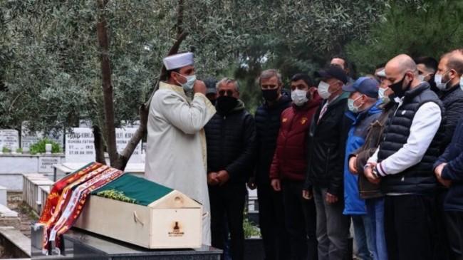 Eski futbolcu Erhan Önal toprağa verildi