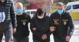 Eskişehir'de cinsel içerikli paylaşım yapan şüpheli yakalandı