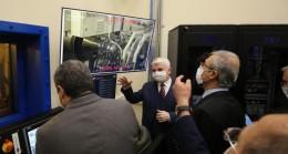 Eskişehir'de, gemisavar füze motoru TEI-TJ300 test edildi