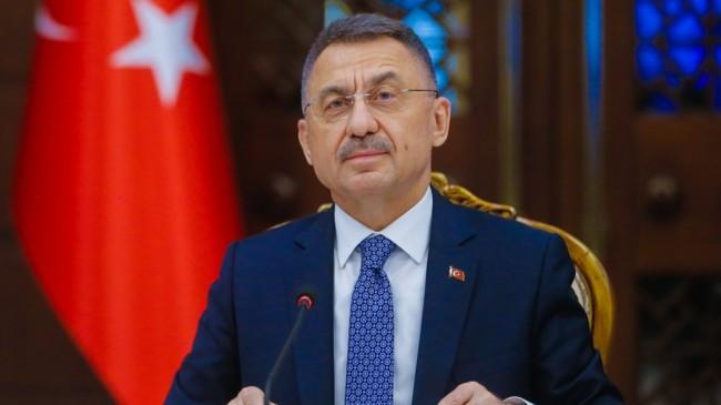 Fuat Oktay: Türkiye, salgın sonrasının en önemli alternatif üretim merkezi olacak