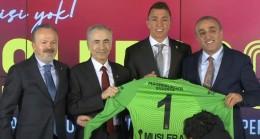 Galatasaray, Fernando Muslera ile sözleşme yeniledi