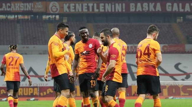 Galatasaray-Rizespor maçının muhtemel 11'leri