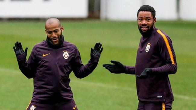 Galatasaray'da Marcao ve Luyindama'ya zamlı sözleşme