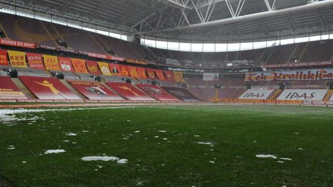 Galatasaray'da stat işletme direktörünün görevine son verildi