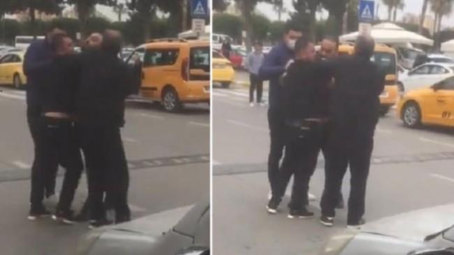 Hasan Şaş, Adana Havalimanı'nda kavga etti
