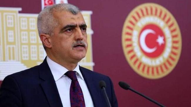 HDP'li Gergerlioğlu'na Türk Tabipleri Birliği'nden destek