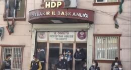 HDP'liler Diyarbakır il binasına evlat nöbeti nedeniyle gelmiyor