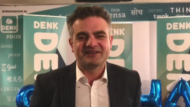 Hollanda'da seçimin ardından 5 Türk Meclis'te