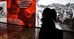 İletişim Başkanlığı'nın 18 Mart Çanakkale Zaferi Dijital Gösterimi açıldı