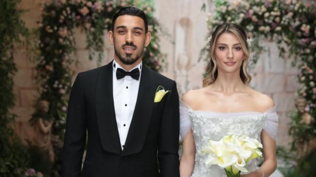 İrfan Can Kahveci ve Gözde Doyran evlendi