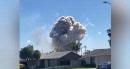 Kaliforniya'da havai fişek dolu evde patlama