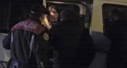 Karabük'te polisten kaçan alkollü sürücü, helallik istedi