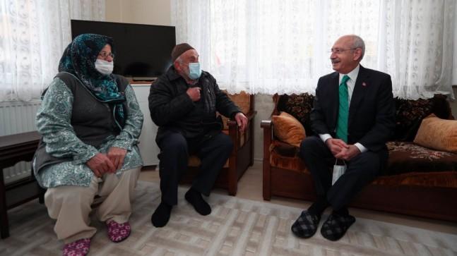 Kemal Kılıçdaroğlu'dan cumhurbaşkanlığı adaylığı için: İnşallah