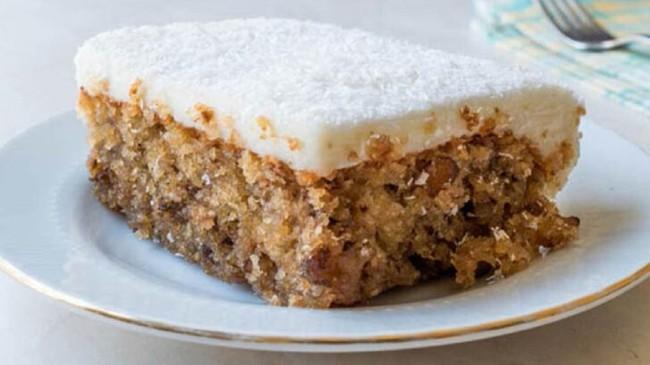 Kıbrıs tatlısı nasıl yapılır, malzemeleri nelerdir? Kıbrıs tatlısı tarifi..
