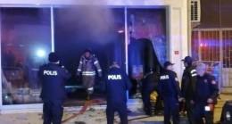 Maltepe'de perdecide yangın çıktı